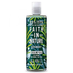 Faith in Nature - Shampooing romarin - 400 ml