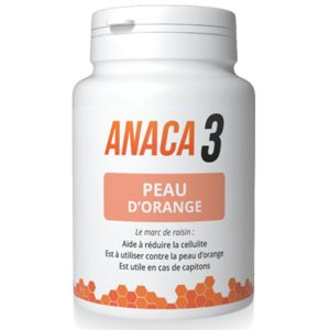 Anaca 3 - Peau d'orange - 90 gélules
