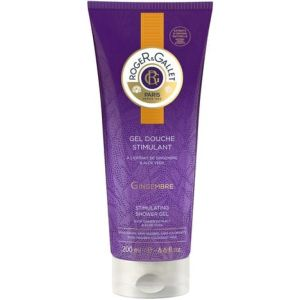 Roger & Gallet - Gel douche stimulant gingembre - 200 ml