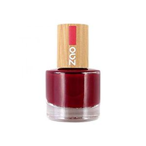 Zao - Vernis à ongles rouge passion N°668 - 8 ml