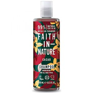 Faith in Nature - Shampooing chocolat - 400 ml