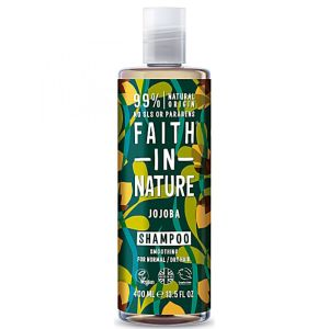 Faith in Nature - Shampooing jojoba - 400 ml