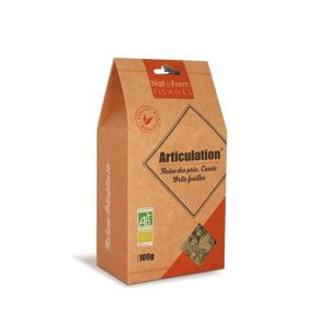 Nat & Form - Tisane articulations - 100 g