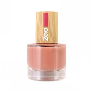 Zao - Vernis à ongles orange bohème N°669 - 8 ml