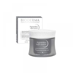Bioderma - Pigmentbio night renewer soin de nuit éclaircissant - 50 ml