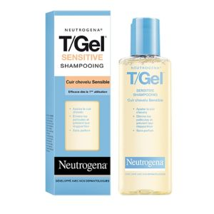 Neutrogena - T/Gel Shampooing Cuir chevelu sensible - 125ml