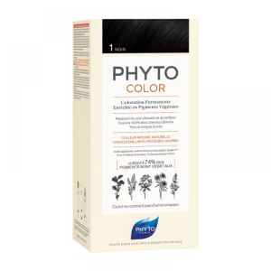 Phytocolor - Coloration permanente 1 Noir