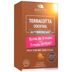 Biocyte - Terracotta Cocktail Autobronzant