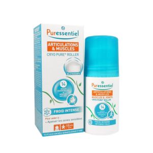 Puressentiel - Articulations & muscles Cryo pure roller - 75 ml