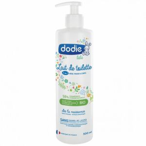 Dodie - Lait de toilette - 500 ml
