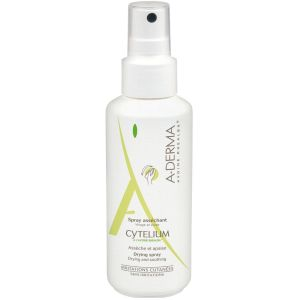 A-Derma - Spray asséchant Cytelium - 100ml