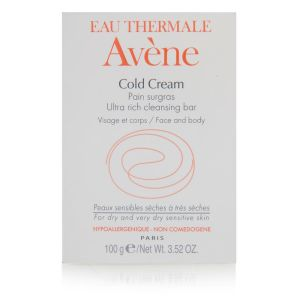 Avène - Cold Cream pain surgras - 2*100g