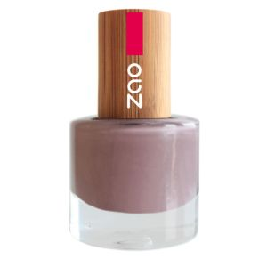 Zao - Vernis à ongles nude N°655 - 8 ml