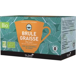 Dr Smith - Infusion Brûle Graisse - 20 sachets